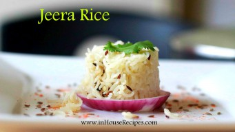 Fresh and Hot Jeera Rice - Ready to serve
