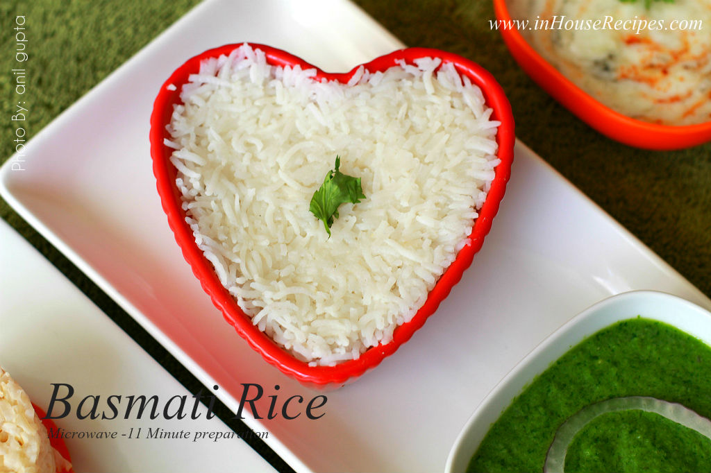 Boiled Rice In Microwave Recipe Video Inhouserecipes
