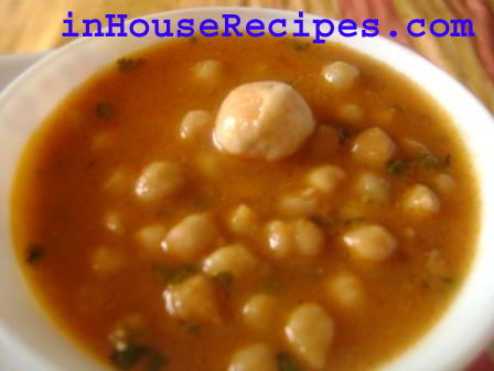 Reduce Excess Salt In Curry With Wheat Flour Dough