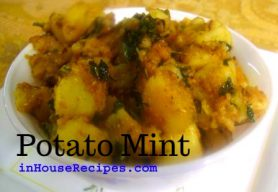 potato mint