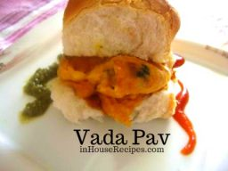 Vada Pav home recipe