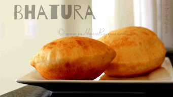 Authentic bhatura recipe