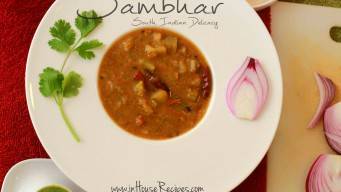 Make Sambar without sambar masala