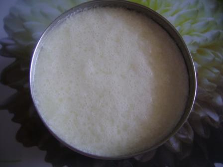 Curd is ready to serve.