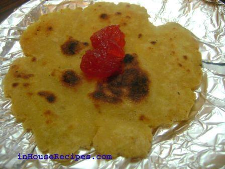 how to make aloo paratha video