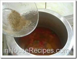 Add black pepper