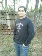 GM diet After – Anil Gupta – On day 8