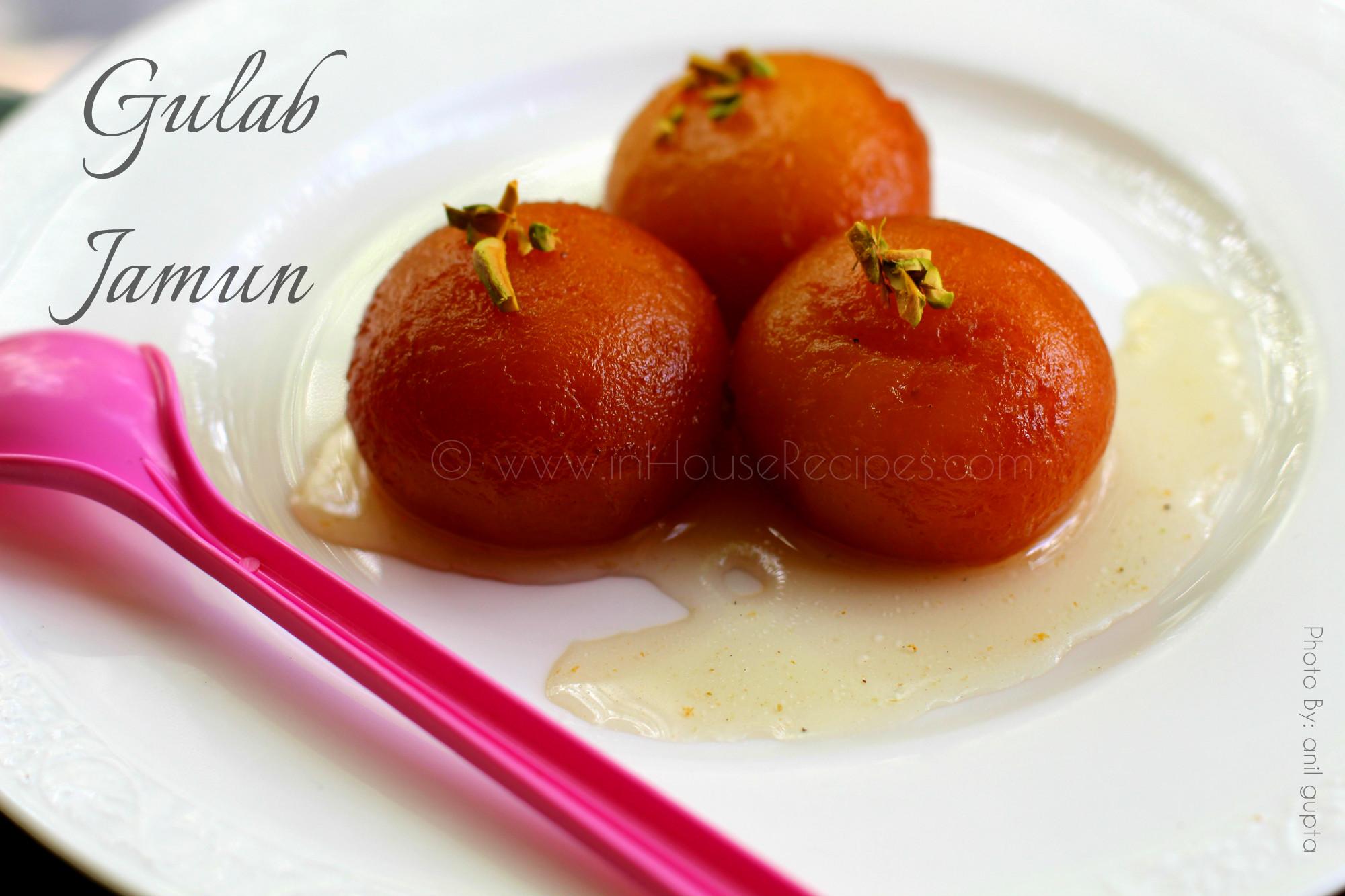 Gulab Jamun Recipe – Khoya   Mawa   Khoa