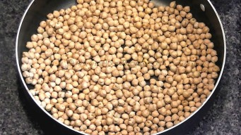 Chickpea for punjabi chole