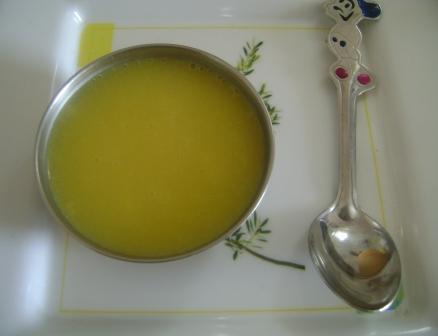 Dal Ka Pani Recipe - Lentil Soup For An Infant ...
