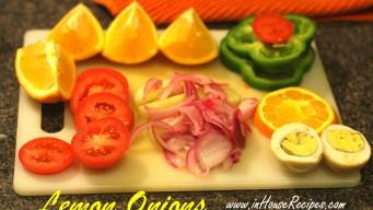 lemon-onions