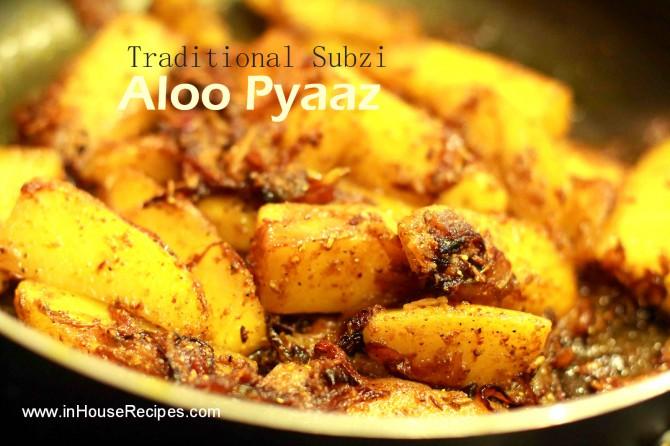Aloo pyaaz