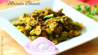 Punjabi Bhindi Masala simple and healthy vegetable