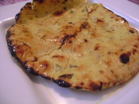Tandoori Missi Roti