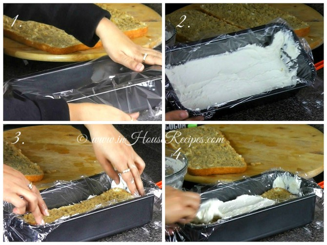 Adding cream layers