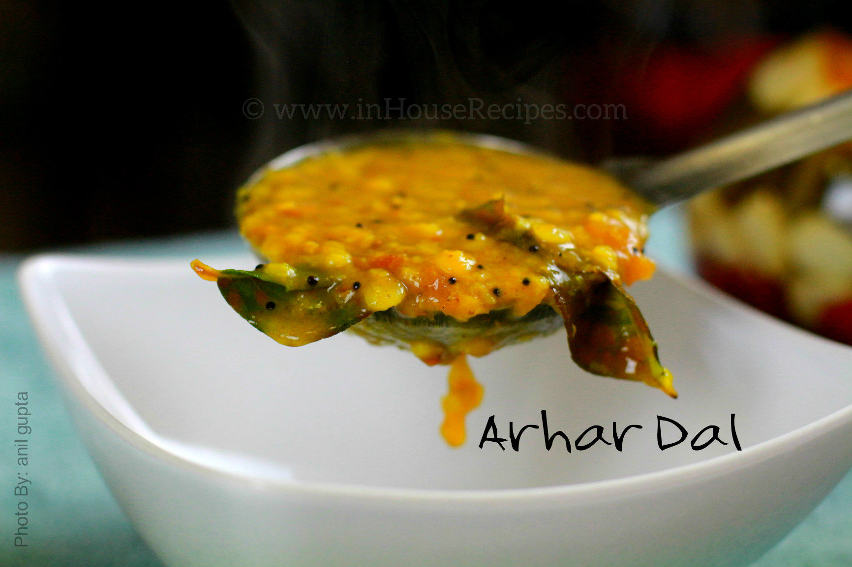 Arhar Dal south India style