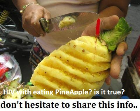 HIV with PineApple