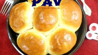 Pav Bread For Vada Pav