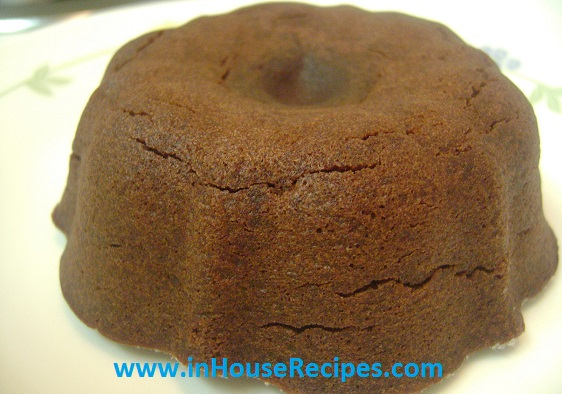 How To Make Lava Cake In Cooker In Hindi