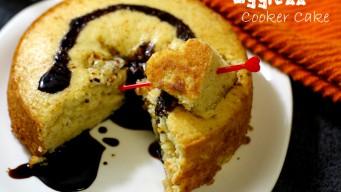 Eggless Cake In Cooker