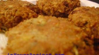 Crisp Soya Tikki Recipe