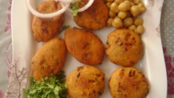 ChickPea Kabab