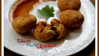 Matar Kachori