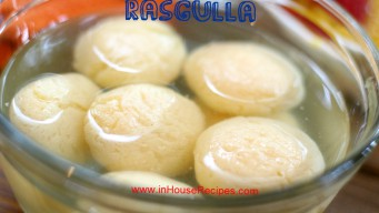 Sponge Rasgulla - Aren't they mouth watering