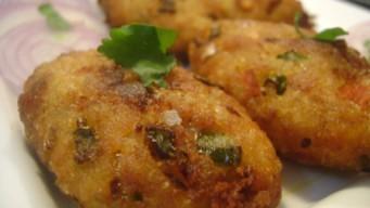 Rice kabab